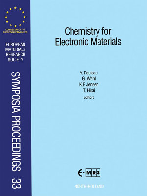 Chemistry for Electronic Materials