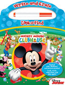 Mickey Mouse Write and Erase Look and Find PDF