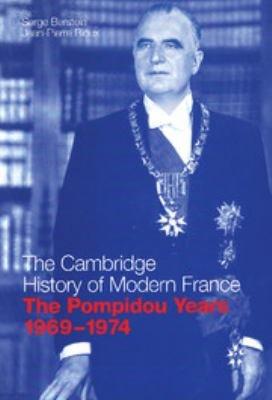 The Pompidou Years, 1969-1974