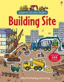 Building Sites Sticker Book