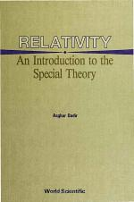 Relativity: An Introduction to the Special Theory