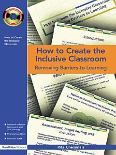 How to Create the Inclusive Classroom Book
