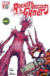 Rocket Raccoon & Groot 1: Ein unschlagbares Duo