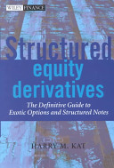 Structured Equity Derivatives PDF
