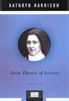 Saint Therese of Lisieux PDF