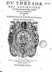 Epitome Dv Thresor Des Antiqvitez