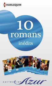 10 romans Azur inédits (no3435 à 3444 - février 2014): Harlequin collection Azur
