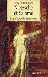 Nietzsche et Salomé