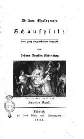 William Shakspeare's Schauspiele. Erster [-neunter] Band: Band 9