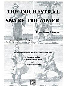 The Orchestral Snare Drummer Book