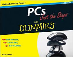 PCs Just the Steps For Dummies PDF