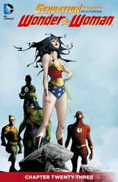 Sensation Comics Featuring Wonder Woman (2014-) #23