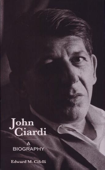 John Ciardi  a Biography  p  PDF