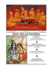 NBS#35: Daksa, Sati and Lord Shiva
