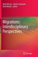 Download Migrations  Interdisciplinary Perspectives Book