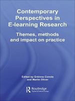 Contemporary Perspectives in E Learning Research PDF