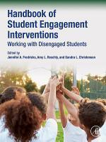 Handbook of Student Engagement Interventions PDF