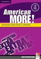 American More  Level 4 Extra Practice Book PDF