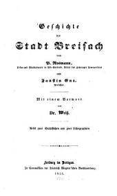 Geschichte der Stadt Breisach