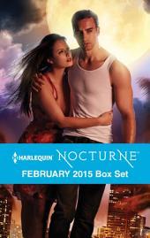 Harlequin Nocturne February 2015 Box Set: Sentinels: Alpha Rising\Wolf Born