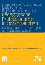 P  dagogische Professionalit  t in Organisationen PDF