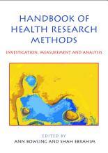EBOOK  Handbook of Health Research Methods  Investigation  Measurement and Analysis PDF