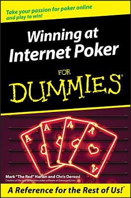 Winning at Internet Poker For Dummies PDF