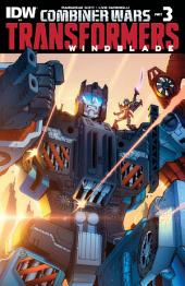 Transformers: Windblade Vol. 2 #2 - Combiner Wars