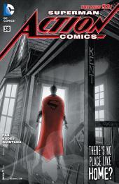 Action Comics (2011-) #38
