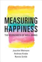 Measuring Happiness PDF