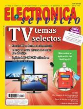 Electrónica y servicio: TV temas selectos