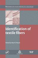 Identification of Textile Fibers