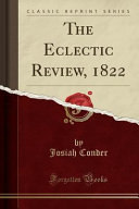 Download The Eclectic Review  1822  Classic Reprint  Book