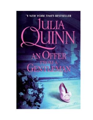 An Offer from a Gentleman (Bridgerton Series Book 03)