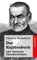 Das Kaj  tenbuch Oder Nationale Charakteristiken PDF