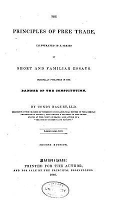 The Principles of Free Trade PDF