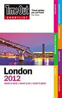 Time Out Shortlist London 2 PDF