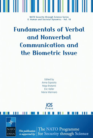 Fundamentals of Verbal and Nonverbal Communication and the Biometric Issue PDF