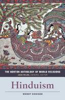 The Norton Anthology of World Religions   Hinduism