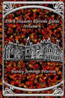 Dark Shadows Episode Guide