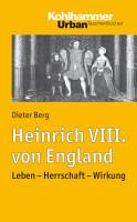 Heinrich VIII  von England PDF
