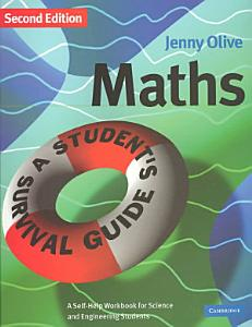 Maths  A Student s Survival Guide Book