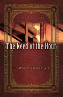 The Need of the Hour Book
