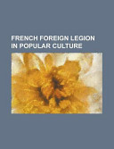 French Foreign Legion in Popular Culture PDF