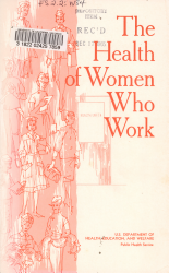 The Health of Women who Work PDF