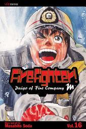 Firefighter!: Daigo of Fire Company M