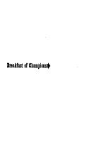Breakfast of Champions PDF