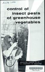 Agriculture Handbook
