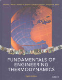 Fundamentals of Engineering Thermodynamics 8E with WileyPlus Learning Space Card Set