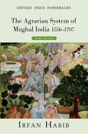 The Agrarian System of Mughal India PDF